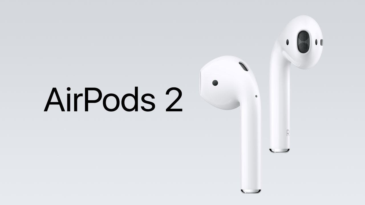 Apple Introducing Airpods 2 Youtube