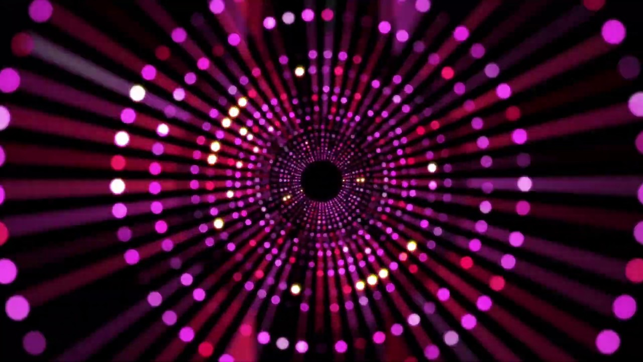 diwali glowing lights background,disco DJ bg loop,4K Relaxing Screensaver