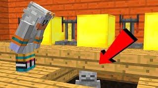Minecraft Wiesniacy 2- TEN SZKIELET UMIE SIĘ CHOWAĆ! Znalazłbyś Go?