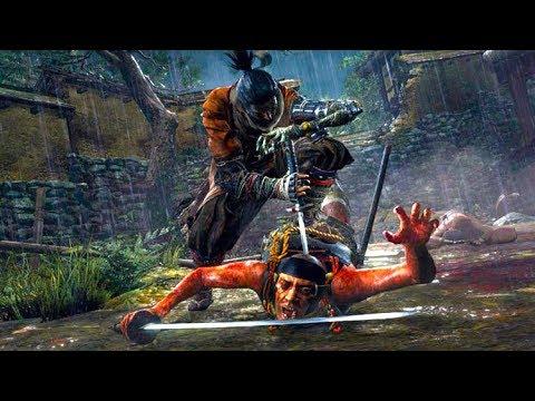 Sekiro: Shadows Die Twice - NEW Gameplay Trailer (TGS 2018)