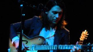 "Conor Oberst ""Laura Laurent / June on the West Coast"" 07-26-12 FTC Fairfield, CT bright eyes"