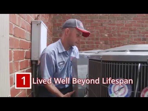 Four Signs You Need to Replace Your HVAC System | Charlotte NC | Helms Heating and Air Conditioning