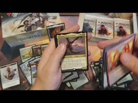 Dominaria Booster Box #1 Mox Amber!!