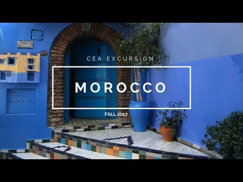 Weekend Trip to Morocco from Spain