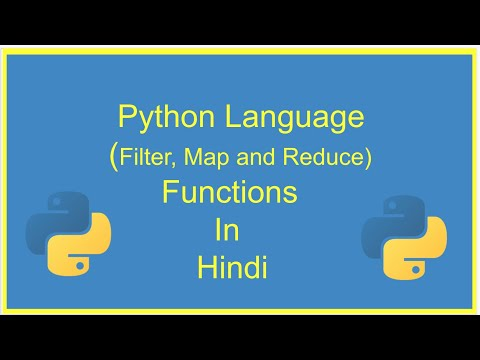 Map, Filter, and Reduce Functions || Python Tutorial || Learn Python Programming thumbnail