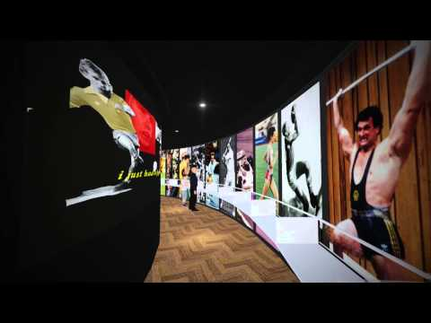 South Australian Sports Museum Preview