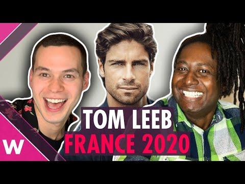 Tom Leeb (France Eurovision 2020) REACTION