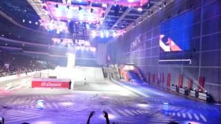 видео Москва - Спортивный комплекс «Олимпийский»