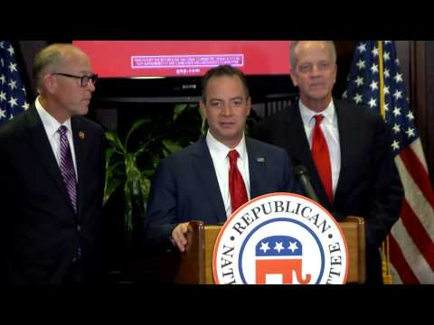RNC chairman Reince Priebus on GOP wins on Election Day: