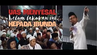 Download Video Sambil Menangis, Ust Somad Sesali kematian Ibunda karena belum Lakukan ini !? MP3 3GP MP4