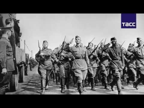"""На четвертый день Великой Отечественной войны прозвучала песня """"Священная война"""""""