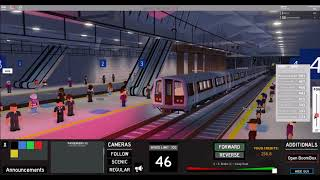 ROBLOX - Terminal Railways - [4] - DC Metro!