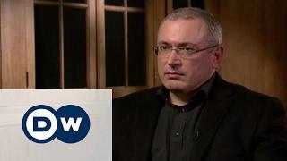 Режим Путина рухнет как советская власть   Михаил Ходорковский в  Немцова Интервью