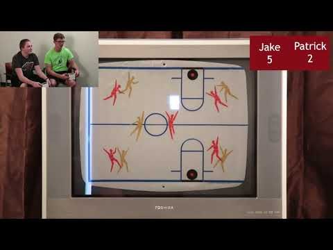 Let's Play: Basketball (Magnavox Odyssey 1973)