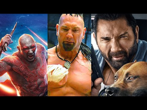 Top 5 Dave Bautista movies
