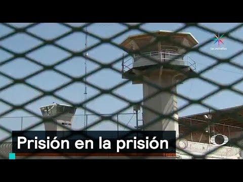 Santa María Acatitla: prisión en la prisión - Chapultepec 18