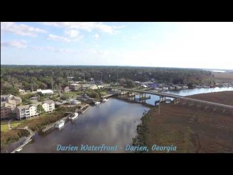 Darien, GA waterfront