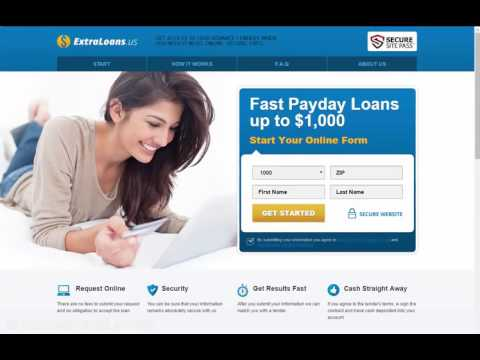 Bad Credit Loan Fast Payday Loans up to $1,000