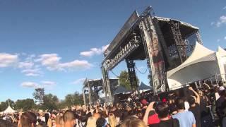Yelawolf - Let's Roll (LIVE) Riot Fest, Chciago, 9-13-15