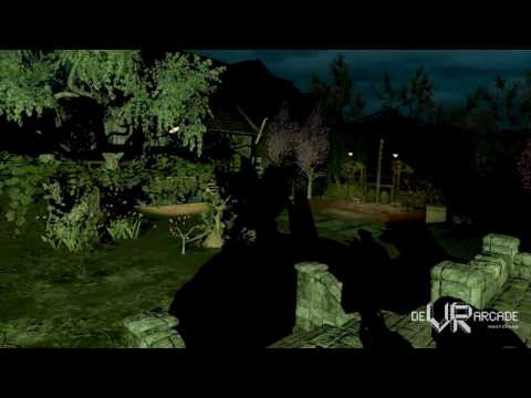 "De VR Arcade - In-Game Video - Apocalypse ""The Dead Swamp"" (spoiler alert)"