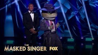 Sharon Osbourne Is Impressed With Frog | Season 3 Ep. 13 | THE MASKED SINGER