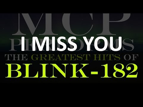I Miss You - Blink-182 [cover by Molotov Cocktail Piano]