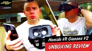 HOMIDO V2 Virtual Reality Headset Unboxing Review: VR Porn & VR Games IS $100 WORTH IT?