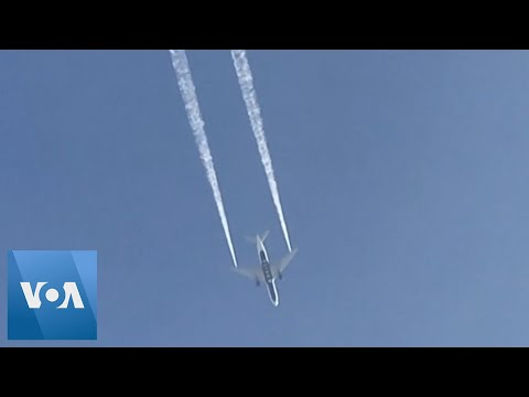 Plane Dumps Jet Fuel on Los Angeles Elementary School