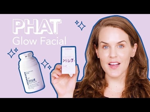 The Best Mask for Instant Brightening and Exfoliating: PHAT Glow Facial | OLEHENRIKSEN thumbnail