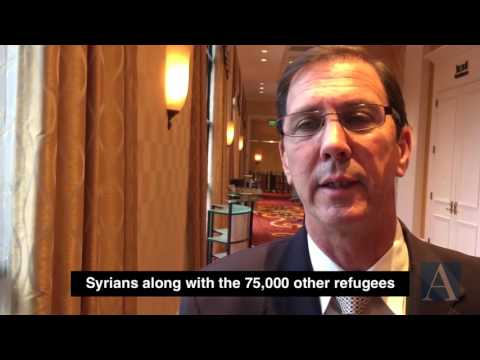 Refugee crisis post-Paris: an interview with Bill Canny