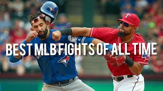 best MLB fights of all time