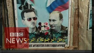 Russia: Islamic State, not Assad, the danger in Syria - BBC News