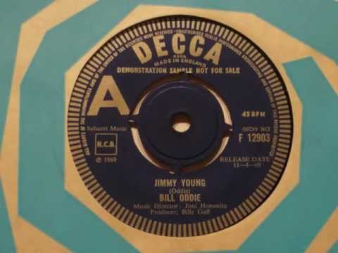 BILL ODDIE - JIMMY YOUNG  (1969)