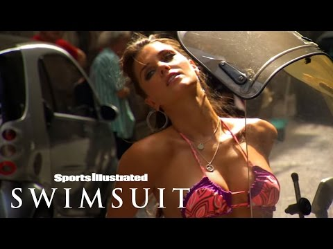 Daniella Sarahyba's Shoot In Italy   Sports Illustrated Swimsuit