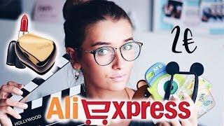 SUPER HAUL de ALIEXPRESS | MAC, Carhartt, Moschino, Urban Decay ....