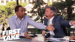 Stephen A., Teddy Atlas square off before Gennady Golovkin vs. Canelo Alvarez II | First Take | ESPN