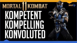 Mortal Kombat 11 - A Brief Review (2019) (Video Game Video Review)