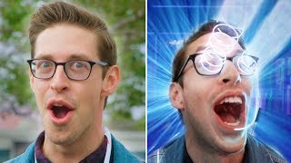 Mix - The Try Guys Try 13 Future Technologies At Google