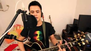 """The closer I get to you"" (cover) by Patz Bautista"