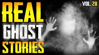 Shadow People & Humanoid Encounters | 10 True Scary Paranormal Ghost Horror Stories (Vol. 28)