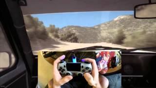Dirt Rally Controller Tutorials: RWD Hairpin tutorial