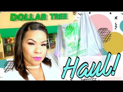 DOLLAR TREE HAUL 2017 | WHAT'S NEW AT THE DOLLAR STORE?!? Sensational Finds