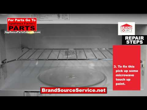 Brand Source Service: Service Minute- Arcing Microwave