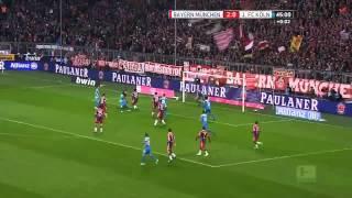 Bayern Munich vs.Cologne