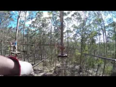 Tree Top Challenge, Mt Tamborine