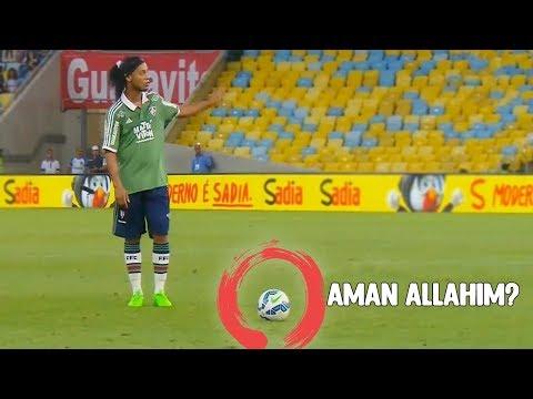 Ronaldinho'nun Yaptığı 12 Şeye İnanmakta Zorluk Çekeceksiniz