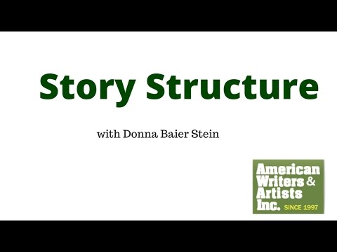 Story Structure - Basic Narrative Arc of Most Novels & Short Stories