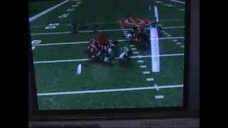 Disney Sports Football GameCube Gameplay