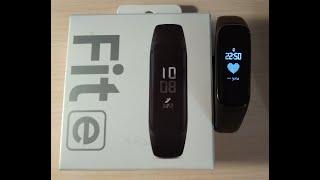 Обзор фитнес-браслета Samsung Galaxy Fit-e