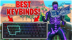 Best Keybinds for Switching to Keyboard and Mouse in Fortnite! (PC Settings Guide)